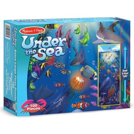OCEAN puzzle podłogowe 100 el.