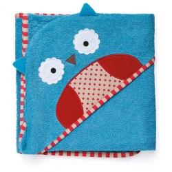 SOWA ręcznik z kapturem ZOO