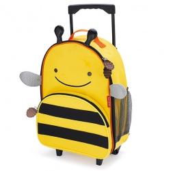 PSZCZÓŁKA walizka ZOO