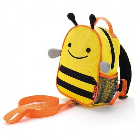 PSZCZÓŁKA plecak ze smyczą Baby Zoo