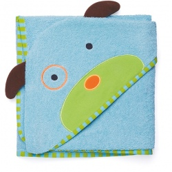 PIESEK ręcznik z kapturem ZOO