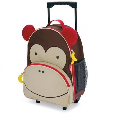 MAŁPKA walizka ZOO