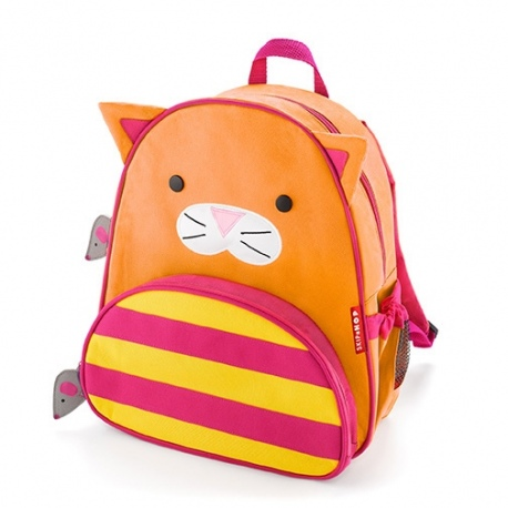 KOTEK plecak dla przedszkolaka ZooPack