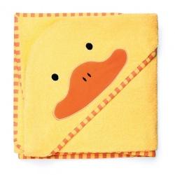 KACZUSZKA ręcznik z kapturem ZOO
