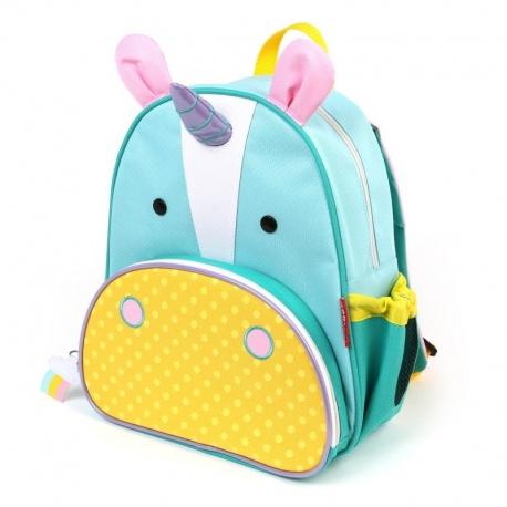 JEDNOROŻEC plecak dla przedszkolaka ZooPack