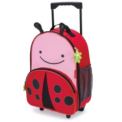 BIEDRONKA walizka ZOO