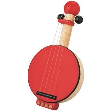 BANJO drewniany instrument