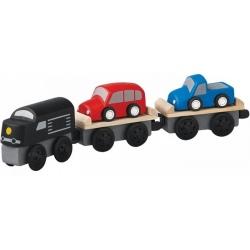 Pociąg transportowy