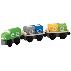 Pociąg do przewożenia odpadów