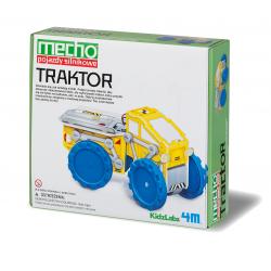 TRAKTOR pojazd silnikowy MECHO