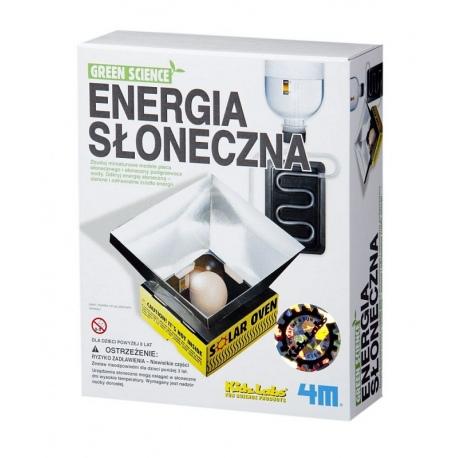ENERGIA SŁONECZNA zestaw naukowy