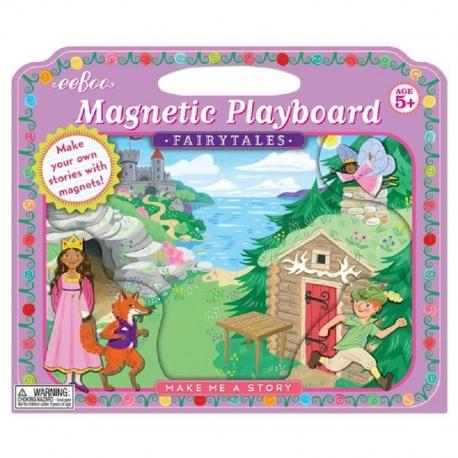 BAJKI tablica magnetyczna + magnesy