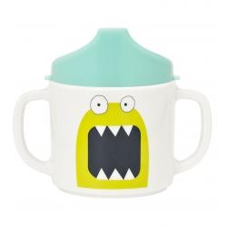GRANAT kubek z melaminy Little Monster