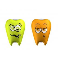 Lime&Orange uchwyt na szczoteczkę do zębów