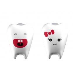 Hahah&Kittie uchwyt na szczoteczkę do zębów