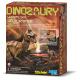 Szkielet dinozaura -  Velociraptor