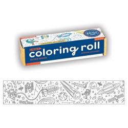 KOSMOS kolorowanka w rolce 76 cm z kredkami