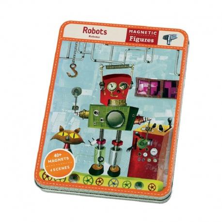 ROBOTY magnetyczne konstrukcje