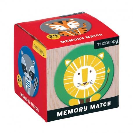 GEOMETRYCZNE ZWIERZĄTKA gra memory pamięciowa