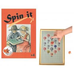 SPIN IT! gra zręcznościowa