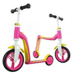 HIGHWAYBABY hulajnoga rowerek 2w1 pink