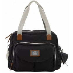 TORBA DLA MAMY Geneva SMART COLORS black