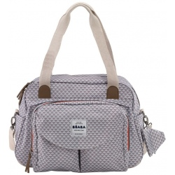 TORBA DLA MAMY Geneva SMART COLORS grey