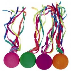 KOMETA z kolorowymi wstążeczkami do zabaw artystycznych