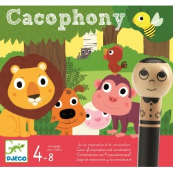 CACOPHONY gra rodzinna współpraca