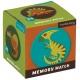 DINOZAURY gra mini memory 24 el.