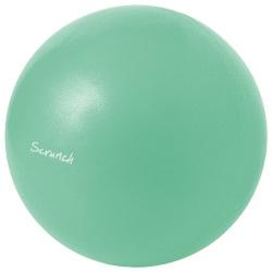 ZIELONA pastel piłka SCRUNCH BALL