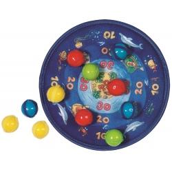 Gra sprawnościowa RZUTKI - mini dart