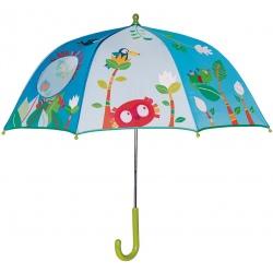 LEMUR GEORGES niebieska parasolka