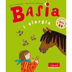BASIA I ALERGIA książka w twardej okładce