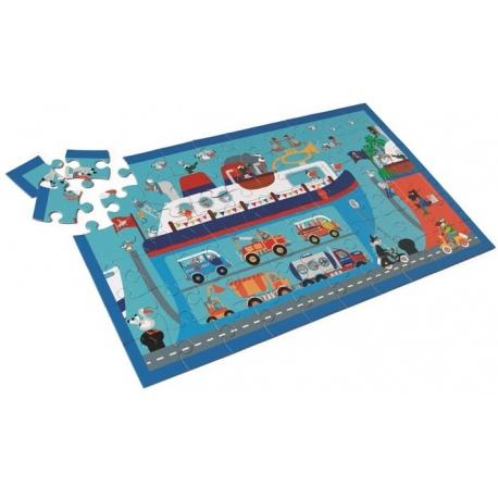 PROM puzzle tekturowe 60 el.