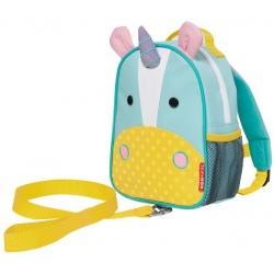 JEDNOROŻEC plecak ze smyczą Baby Zoo