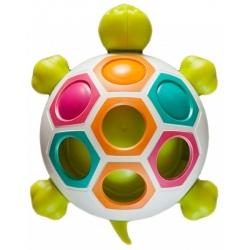 ŻÓŁWIK SHELLY mini sorter kolorów