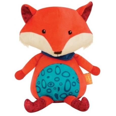 LISEK pluszowa zabawka powtarzająca słowa Pipsqueak