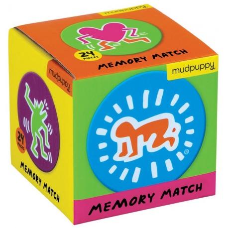 KEITH HARING gra pamięciowa mini memo
