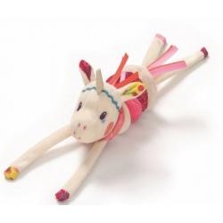 JEDNOROŻEC LOUISE wibrująca zabawka z metkami