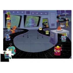 ROBOT puzzle tekturowe 48 el.