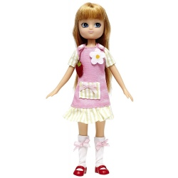MIŁOŚNICZKA LATA lalka English Country Garden 18 cm