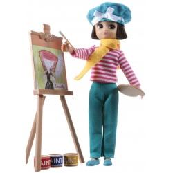 ARTYSTKA lalka Always Artsy 18 cm