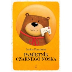 PAMIĘTNIK CZARNEGO NOSKA książka Janina Porazińska