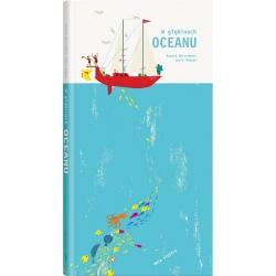 W GŁĘBINACH OCEANU książka tekturowa pop-up
