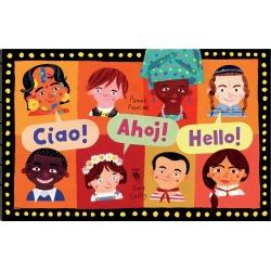 CIAO! AHOJ! HELLO! układanka językowa