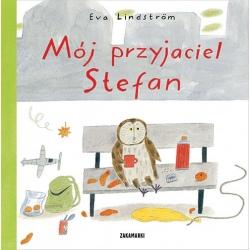 MÓJ PRZYJACIEL STEFAN książka