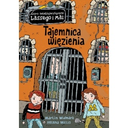 TAJEMNICA WIĘZIENIA biuro detektywistyczne Lassego i Mai książka