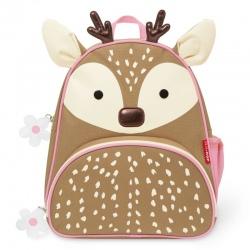 JELONEK plecak dla przedszkolaka Winter Zoo