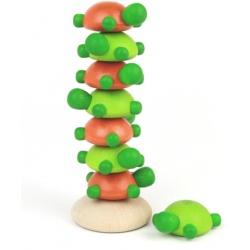 ŻÓŁWIKI drewniana gra zręcznościowa
